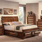 Acme Furniture Konane Sleigh Bed