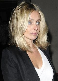 Louise Redknapp and Thierry Henry's ex Claire Merry look gorgeous ...
