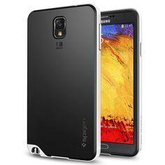 Black Friday Spigen SGP10454 Galaxy Note 3 Case Neo Hybrid Infinity White - Carrying Case - Retail Packaging - Infinity White from Spigen