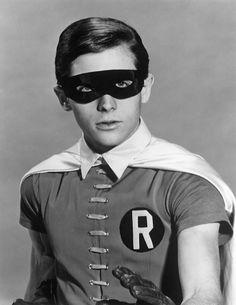 Burt Ward as Robin Real Batman, Batman Tv Show, Batman Tv Series, Batman 1966, Batman Comics, Batman Robin, Dc Comics, Superman, James Gordon
