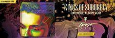 cotibluemos: Tokio Hotel estrena  'Kings Of Suburbia'  en Berlí...