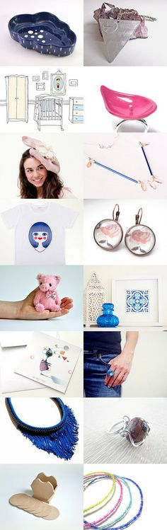 Colorful Friday by Ana Bellino on Etsy--Pinned with TreasuryPin.com