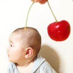 リアル桃尻だけじゃない!ママたちの間で「ベビフルーツ」が流行中 - macaroni