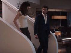 You Can Now Tour the Inside of Christian Grey's Apartment from Fifty Shades of Grey #InStyle