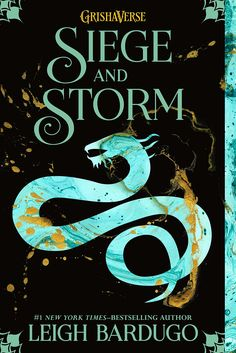 Seige and Storm by Leigh Bardugo (New Paperback Redesign)