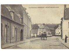 France. Huby-Saint-Leu.