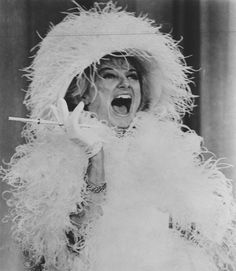"""A Super Star!!!  """"Phyllis Diller: 1917-2012  Phyllis Diller, the wild-haired, eccentrically-dressed performer credited with opening the doors of stand-up comedy to women, passed away at her home in Los Angeles. She was 95 years old."""" --  http://www.imdb.com/news/ni34525186/"""