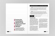 Cuaderno de Arqueología Profesional. CAP by Juan José Peña Sánchez, via Behance
