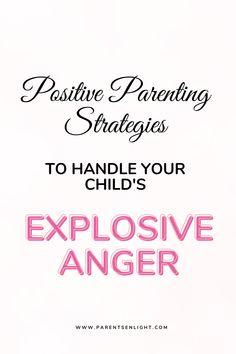 If you have no idea how to handle your child's anger, or where does it even come from - start here. Find positive parenting solutions and explanations for your child's anger and aggression #angermanagementforkids #positiveparentingsolutons #positiveparenting #parentinghelp #angeychildren #whyarechildrenangry #handleangrychildren #mindfulparenting Positive Parenting Solutions, Conscious Parenting, Mindful Parenting, Natural Parenting, Peaceful Parenting, Gentle Parenting, Parenting Quotes, Parenting Advice, Dealing With Anger