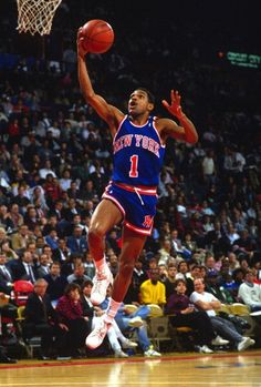 Mo Cheeks as a Knick Sports Basketball 2796acf90d26