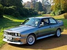 BMW M3 Evolution II (E30) '1988