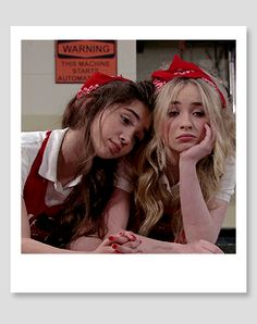 Riley Matthews and Maya Hart--Girl Meets World