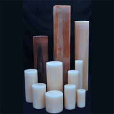 Giant Candles, Large Candles, Rustic Candles, Pillar Candles, Shadows, Studio, Design, Decor, Darkness