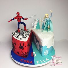 or boldness . That's what I feel by posting this picture. Growing up , we had tons of fashion Magazines at hand as my… Easy Cake Decorating, Birthday Cake Decorating, Cakes To Make, How To Make Cake, Haute Cakes, Half Birthday Cakes, Fondant Cake Designs, Foundant, Twins Cake