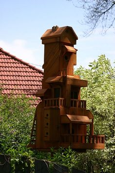 birdhouse by mtruesdell, via Flickr