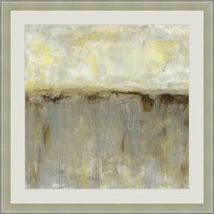Found it at Wayfair - 'First Light I' Framed Painting Print