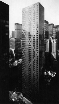 Skidmore, Owings, and Merrill, 780 Third Avenue, New York, New York, 1983