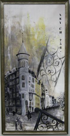 Town in my dreams eija@sisustuspaja.com