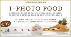 Mentre gli chef Andrea Ribaldone ed Ugo Alciati vi racconteranno come nasce una ricetta, il fotografo Davide Dutto vi spieghera' come rendere al meglio attraverso uno scatto fotografico il piatto che avete visto e contribuito a preparare: ingredienti giusti, sale, pepe e aromi che, con la giusta angolazione e la luce più adatta, si trasformano in uno scatto da professionista!    http://www.eataly.it/eventi/eventi.asp?id_event=2158
