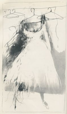 Scary Stories to Tell in the Dark.  Such creepy drawings!  @Katherine Hanna remember this one??