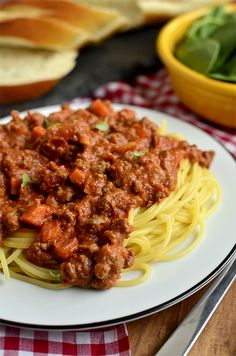 Best-Ever Bolognese Sauce
