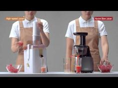 Hurom HU-500 Slow Juicer - Köp den på Safter.se