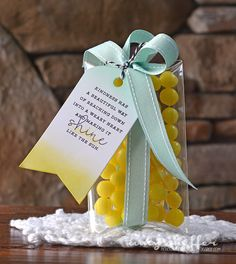 Kindness Shines Gift Box by Amy Sheffer for Papertrey Ink (August 2015)