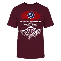 Texas A&M Aggies - Living Roots Tennessee