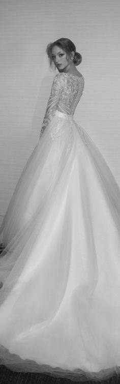 Dany Mizrachi 2016 Wedding Dress