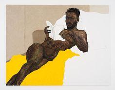 Meet Amoako Boafo, the Rising Artist Making His Art Basel Debut Art Corner, Black Artists, Poses, Portrait Art, Portraits, Community Art, Figure Painting, Erotic Art, Life Drawing