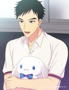 "How do you like this ""Sanrio high school boy""?"