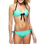 Arizona Mint Push-Up Halter Swim Top or Hipsters