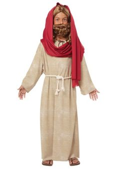 Jesus Costume - Child M, L, XL