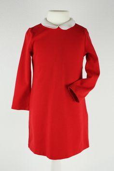 Mein il gufo Kleid Bubikragen Rot A-Linie Gr 98 3J NP 125€ von il gufo! Größe 98 für 48,15 €. Schau´s dir an: http://www.mamikreisel.de/kleidung-fur-madchen/lange-kleider/32340423-il-gufo-kleid-bubikragen-rot-a-linie-gr-98-3j-np-125eu.