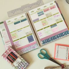 Last week in my #ErinCondren #LifePlanner #plannernerd #planneraddict  www.all-my-pretty-things.com  youtube, Pinterest, Twitter & Instagram: @MarinRoj