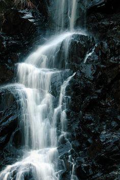 Waterfall Photograph Australian Nature Fine Art by Colourscape