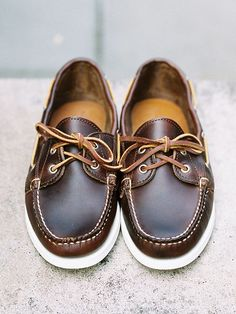 Wants & Desires | Rancourt Boat Shoes