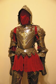 "Armor ""in the Roman style"", Italy, late 1500s-early 1600s"