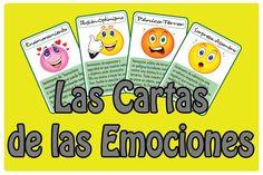 Las Cartas de las Emociones: juego-dinámica para aprender inteligencia e...
