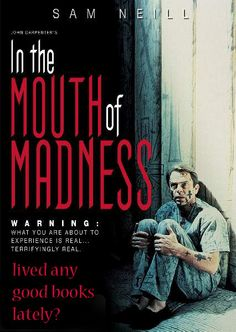the 15th anniversary of john carpenter's, in the mouth of madness