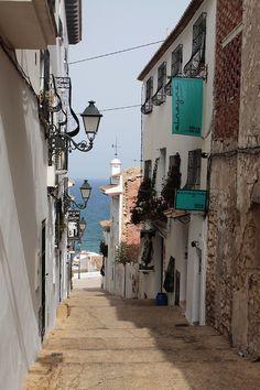 Altea, municipio de la Comunidad Valenciana, España.