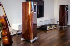 Tannoy DC10A speakers & Accuphase