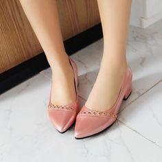 4eee2c117b4 Womens Exotic Fancy Low Heels