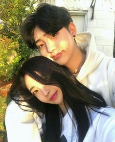 ulzzang girl images, image search, & inspiration to browse every day. Sweet Couple, Gay Couple, Couple Posing, Couple Selfie, Siblings Goals, Cute Couples Goals, Couple Goals, Couple Ulzzang, Ulzzang Girl