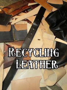 Leather Kits, Leather Repair, Leather Dye, Sewing Leather, Leather Tooling, Tote Pattern, Purse Patterns, Leather Crafting, Leather Scraps