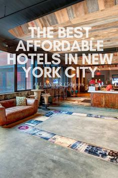 Need a cheap and budget friendly hotel in New York CIty Manhattan? Check out these affordable hotels in new york city to make your trip one to remember!
