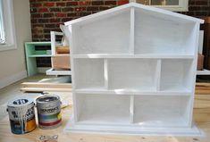 Construcción De Una Casa ... Para Muñecas (Parte 2) | Amor Casa Joven