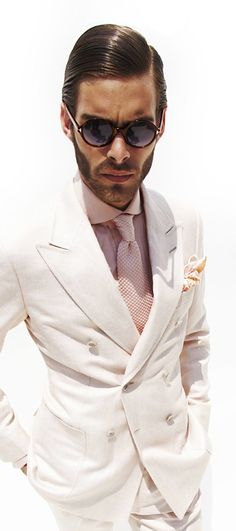 Selectism - Tom Ford Spring 2010 Looks