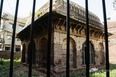 Tomb of Jani Khan at Baghbanpura (Village of Gardeners) Pakistan Art, Art And Architecture, Monuments