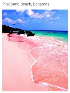Bahamas - Pink Sand Beach